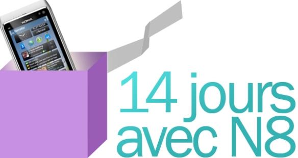 14 jours avec N8: logo